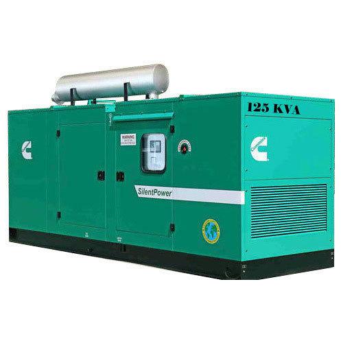 125 Kva Diesel Generator