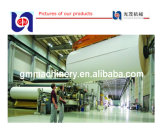 1575 Mm Culture Paper Making Machine, A4 Paper Mill Supply