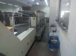 1f 5 Coater Printing Machines