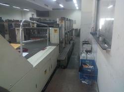 1f 5 Coater Printing Machines