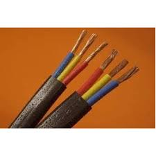 6 Sqmm 3 Core Submersible Cable