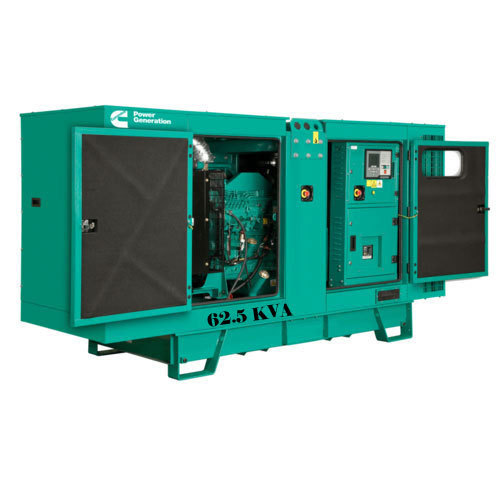 62.5 Kva Diesel Generator