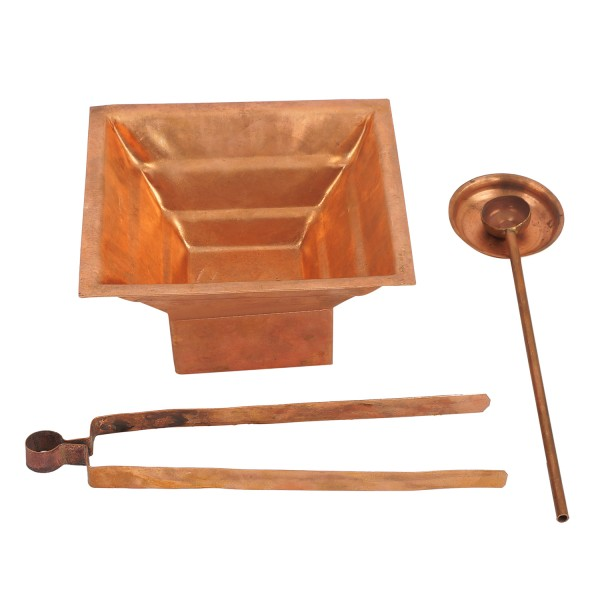 Agnihotra Copper Kit Only