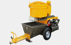Cement Plastering Machine
