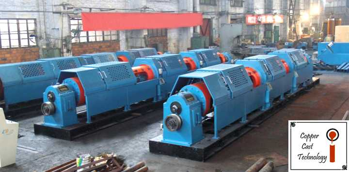 Copper & Aluminum Cable Processing Machinery