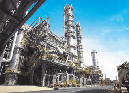 Equipment For Chemical, Petrochemical And Gas Processing Industries