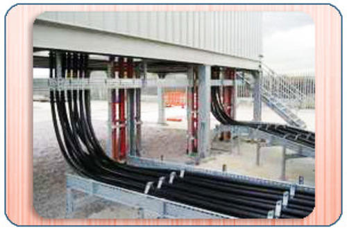 Erection Cabling & Earthing Works