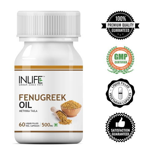 Fenugreek Oil Capsules