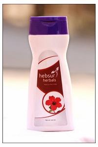 Hebsur Herbals Hibiscus Hair Wash