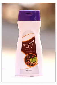 Hebsur Herbals Shikakai Ritha And Amla Hair Wash