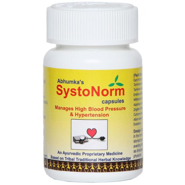 High Blood Pressure Systonorm Capsules