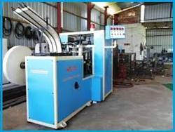 Indian Made Fully Automatic Paper Cup Machine
