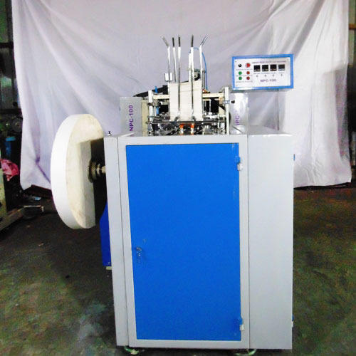 Indian Made Paper Cup Machine