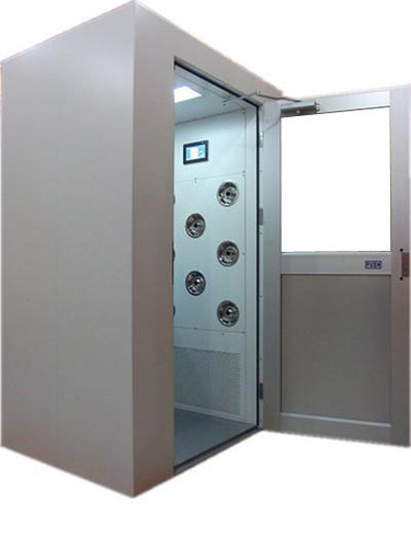 Industrial Air Shower Enclosures