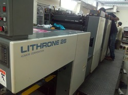 Komari Lithro Color Offset Presses