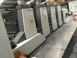 Komari Lithrone 426 Printing Machine