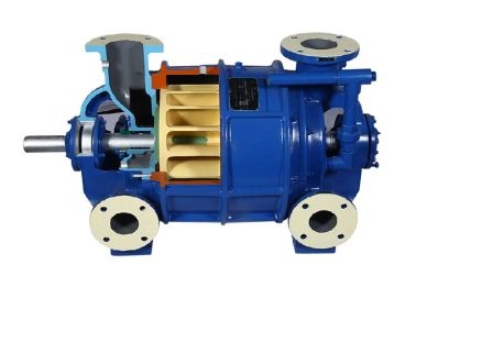 Kv Series Liquid Ring Vacuum Pumps And Compressors