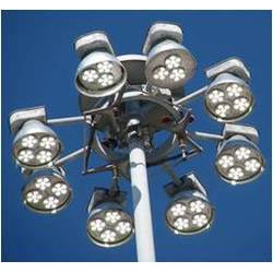 Led High Mast Lightings & Led High Mast Lighting Poles