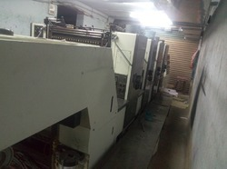 Mitsubishi Diya 4 Colour Printing Machine