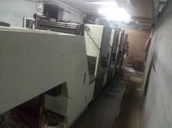 Mitsubishi Diya 4 Colour Printing Machine
