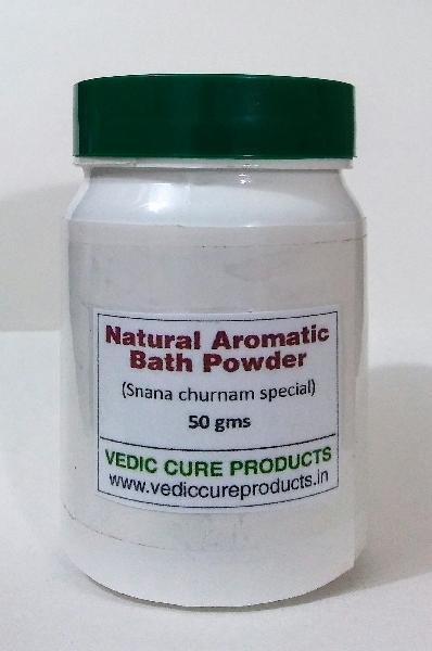 Natural Aromatic Bath Powder