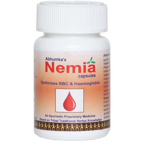 Anemia- Nemia Capsules