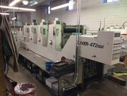 Oliver Sakurai Printing Machine