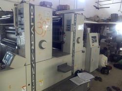 Oliver Sakurai Printing Machines