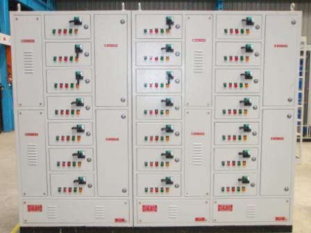 Power & Lighting Distribution Boards