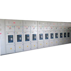 Power Plant Panels And Control Desks