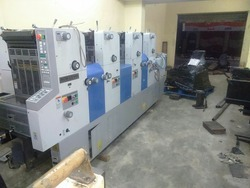 Sheetfeed Offset Printing Machines