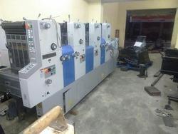 Sheetfeed Offset Printing Machines