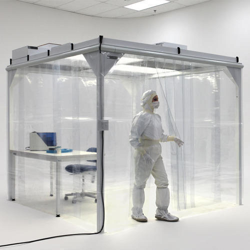 Suspended Softwall Cleanroom