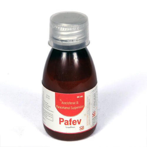 Aceclofenac 50mg Paracetamol 125mg