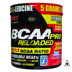 Amino Acids, BCAA Pro Reloaded