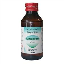 Anti histamine Cough Syrup