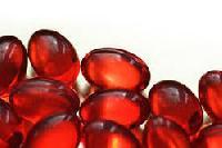 Astaxanthin Soft Gelatin Capsules