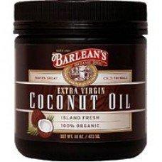 Barleans Pure Organic Extra Virgin Coconut Oil