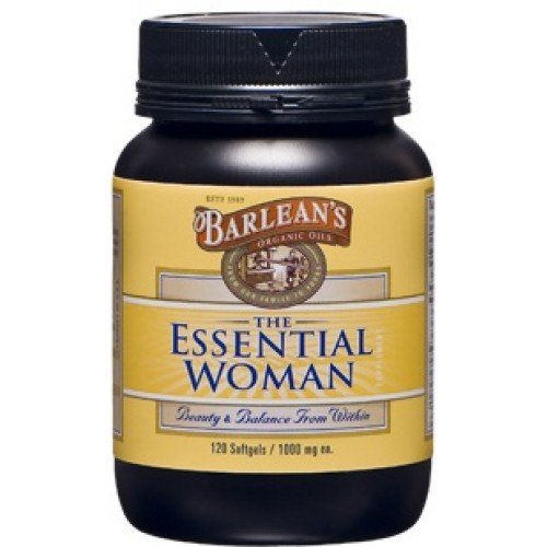 Barleans - The Essential Woman - 60 softgels