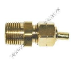 Brass Adaptor With Inserts