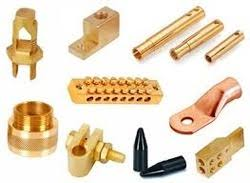 Brass Elecrtical Components