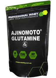 Bulk Powders 100% L-Glutamine 300g - Worlds Safest & Purest Vegan L-Glutamine