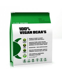 Bulk Powders 100% Vegan BCAA Powder 300g