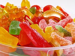 Calcium and Vitamin D Gummies