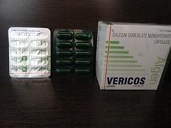 Calcium Debosilate Capsules (Vasoprotector Tablets)