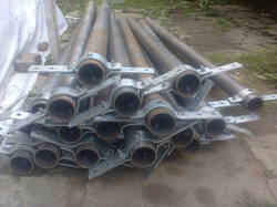 Cast Iron Earthing Pipe with Clamp