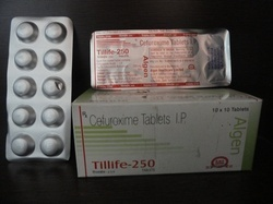 Cefuroxime Tablets 250 Mg