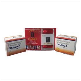 Chlomo-P Tablets