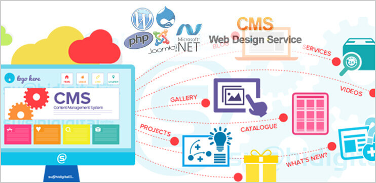 Cms Website Design And Development