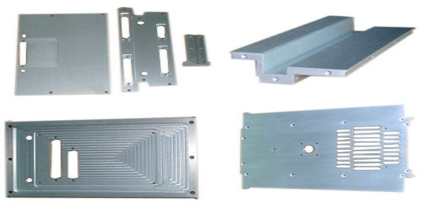 CNC Machined Aerospace Components